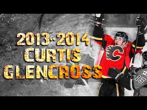Curtis Glencross - 2013/2014 Highlights (видео)