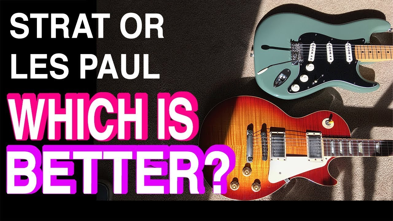 Les Paul vs Stratocaster – Which Guitar Do You lIke More? I Tim Pierce | Guitar Lesson | Tone