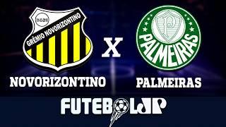 Novorizontino x Palmeiras - 23/03/19