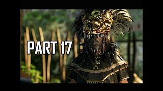 Shadow of the Tomb Raider Walkthrough Part 17 - King's Horn (Let's Play Gameplay Commentary)