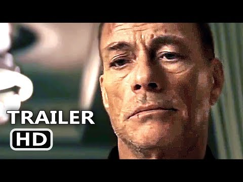 THE BOUNCER Official Trailer (2019) New Jean Claude Van Damme Action Movie HD