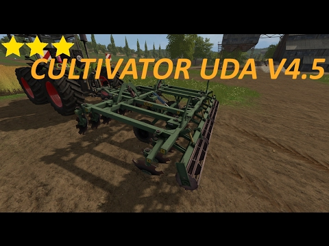 Cultivator UDA v4.5