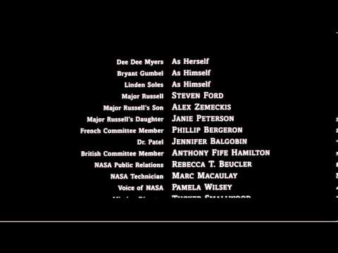 Contact - End Credits