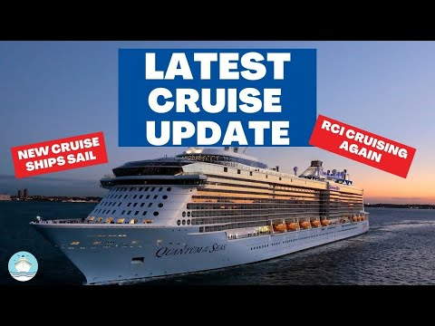 MAJOR CRUISE SHIP UPDATE! Royal Caribbean Returns December 1st   Cruise Lines Meet with VP!