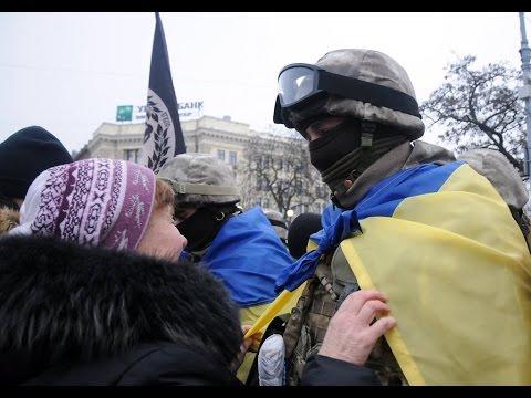Мобилизация в Харькове