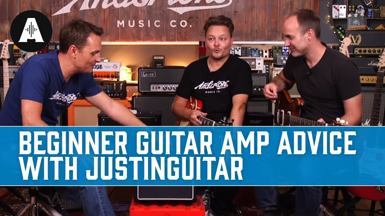 Everything You Need To Know About Buying Your First Guitar Amp!
