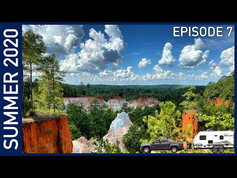 Georgia's Little Grand Canyon - Summer 2020 Episode 7