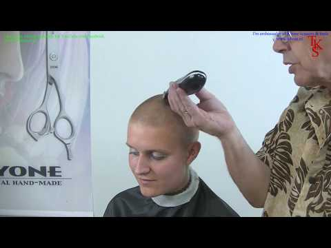 Short hair styles - *Cut my hair short with a clipper and make me a spider web tattoo* Marleijn by TKS