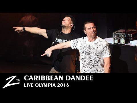 Caribbean Dandee - Seine Saint-Denis Style - Olympia 2016 - LIVE HD (видео)