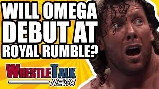 Will Kenny Omega Debut At Royal Rumble 2018?   WrestleTalk News Jan. 2018