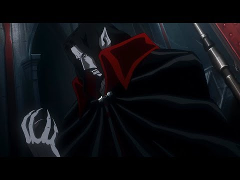 Castlevania Season 2 Dracula Summons His Generals And Plans To Eradicate Humans