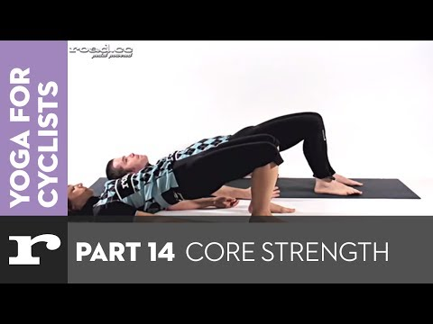 Yoga for Cyclists part 14: core strength