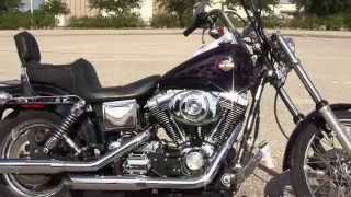 9. Used 1999 Harley Davidson Dyna Wide Glide Motorcycles for sale