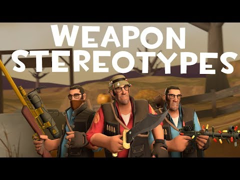 [TF2] Weapon Stereotypes! Episode 9: The Sniper