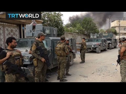Video The Fight for Mosul: Iraqi forces continue to battle Daesh in Mosul download in MP3, 3GP, MP4, WEBM, AVI, FLV January 2017