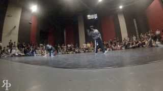 FUNKY LOCO (KR) vs THELMA (JPN) | LOCKING TOP28 | LOCKDOWN 2014 | RPProductions