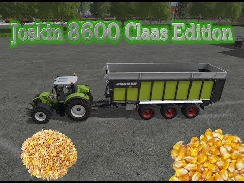 Joskin 8600 Claas Edition v1.3