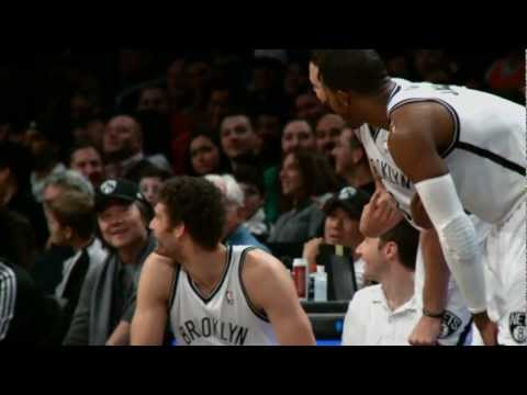 Nets - Soon after PJ Carlesimo took over as head coach of the Nets, the team was taken to the limit by the Washington Wizards in a double overtime thriller. Brookly...