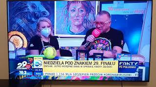 Owsiak o TVP, nic dodać nic ująć!!
