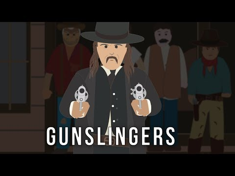 Gunslingers of the Wild West