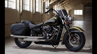 4. 2018 Harley-Davidson Softail Heritage Classic