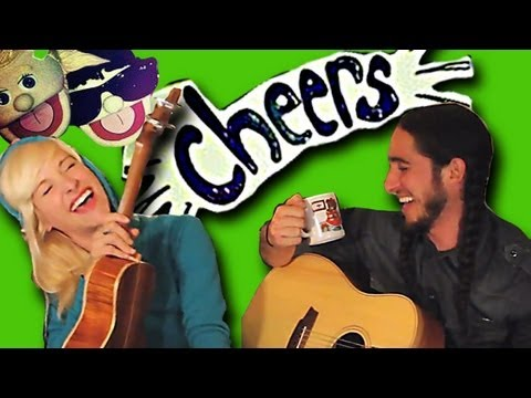 """Rihanna  """"Cheers (Drink to That)"""" Cover by Walk Off the Earth"""