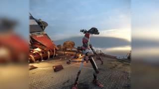 Crytek's 'Codename: Sky Harbor' VR: The Visual Treat