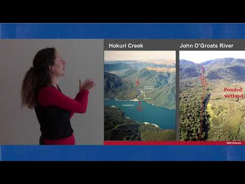 AF8 Science Talk - Evidence for past large earthquakes on the Alpine Fault