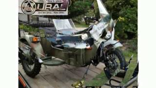 9. 2011 Ural Gear-Up 750 - Details