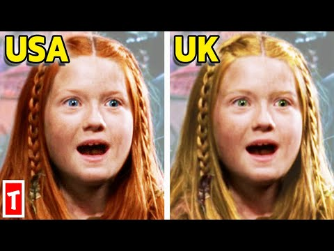 15 Harry Potter Moments Changed In Other Countries