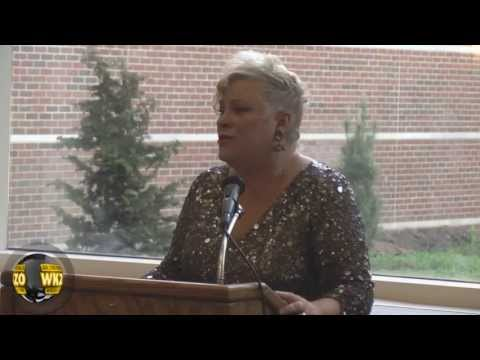 Lori Moore receives high awards from community
