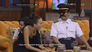 Video The Best of Ini Talkshow - Kumis Sule Bikin Sarah Widyanti Ketakutan MP3, 3GP, MP4, WEBM, AVI, FLV Mei 2019