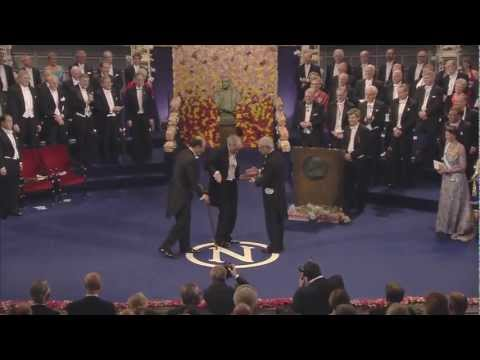Prize - The Nobel Prize Award Ceremony takes place at the Stockholm Concert Hall, Sweden, on 10 December every year -- the anniversary of Alfred Nobel's death. At th...