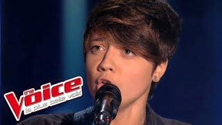 Scorpions – Still Loving You | Élodie Martelet | The Voice France 2014 | Blind Audition