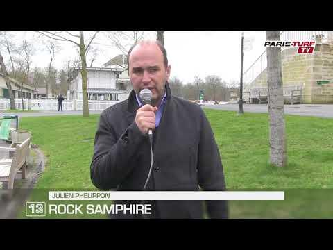 Quinté lundi 19/03 : « Rock Samphire (n°13) vise une petite place»