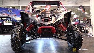 9. 2017 Yamaha YXZ1000R SS EPS SE Sport Side By Side ATV - Walkaround - 2016 Toronto ATV Show