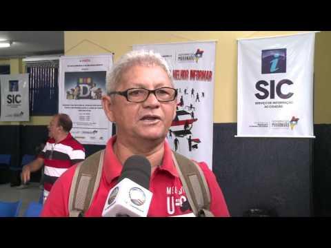 Sine oferece vagas de emprego em São Luís