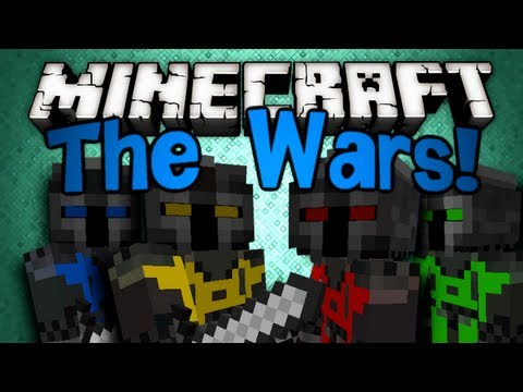 wars - Minecraft server: http://www.Uberminecraft.com This mod adds some very very fun spawners and what not, let me know if you enjoy! If you want to see some more...