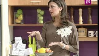 رزان شويحات تتحدث عن السعرات الحرارية Roya L