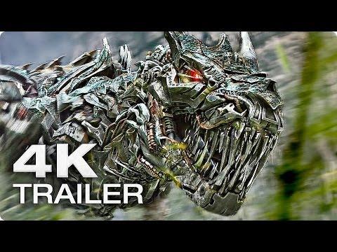 TRANSFORMERS 4: Ära des Untergangs Offizieller Trailer | 2014 [4K]