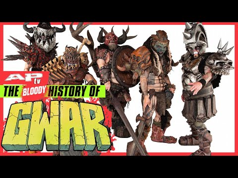 """GWAR: The Complete History From to Jerry Springer to """"Scumdogs XXX"""""""