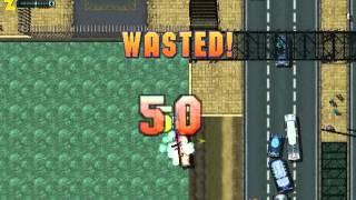 Speedrun: GTA 2 Residential District (00:47.20)
