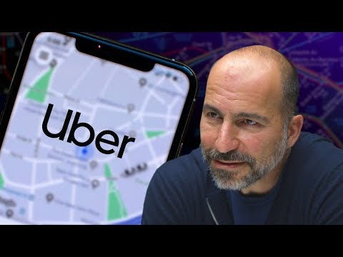 Exclusive Uber39s CEO on its new app