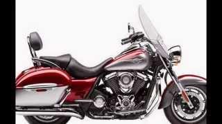 6. KAWASAKI Bikes: 2015 Kawasaki Vulcan 1700 Nomad ABS