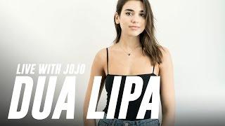 Dua Lipa Live With JoJo
