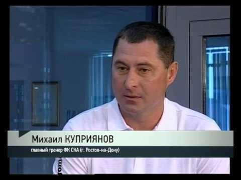Первые лица-на-Дону. Гость - М. Куприянов