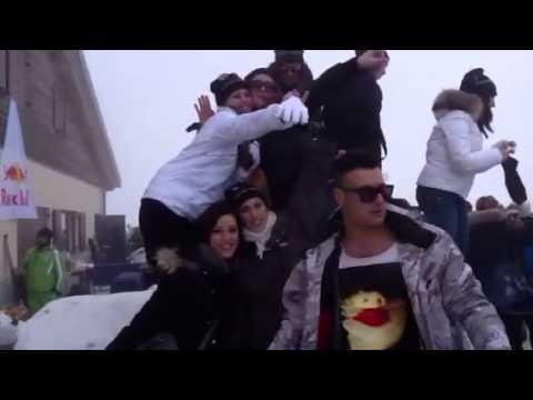 Happy day tucano's from beach to mountais (видео)