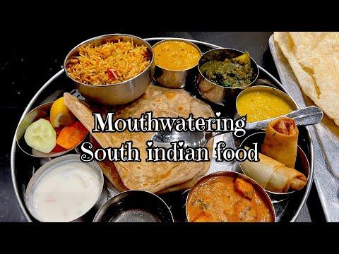 Saravanaa Bhavan- South Indian Vegetarian Restaurant # Authentic Gujarati food# mouthwatering food.