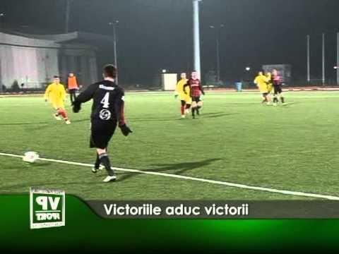 Victoriile aduc victorii