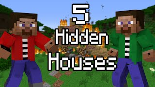 Video 5 Ways to Hide your Base from Hackers & Pros - Minecraft MP3, 3GP, MP4, WEBM, AVI, FLV Mei 2019